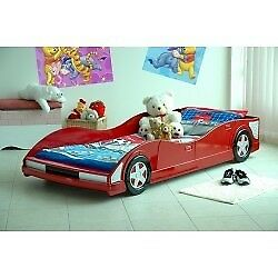 Car Single child/kids bed. Good quality. Size standatd single bed