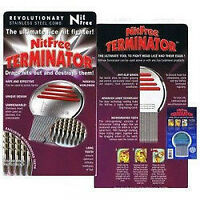The NITFREE TERMINATOR COMB  - $25