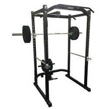 POWER RACK WITH LAT ROW REVOLUTION FITNESS Biggera Waters Gold Coast City Preview