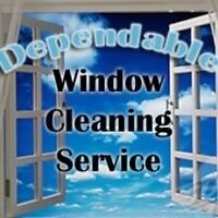 50.00 for all your exterior windows cleaned
