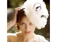 Fascinator (Carrie Jenkinson Millinery)