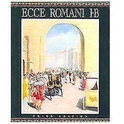 ecce romani 1 language activity book answer key