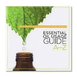 young living essential oils guide book