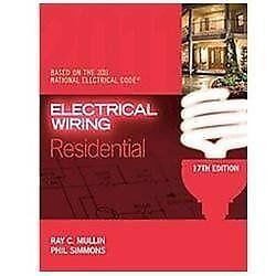 electrical wiring residential books ebay. Black Bedroom Furniture Sets. Home Design Ideas