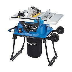 "Mastercraft Portable Table Saw, 10"", unopened in box"