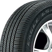 BRAND NEW GOODYEAR EAGLE LS-2 RUNFLATS 255/55/18