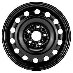 "16"" steel wheels"
