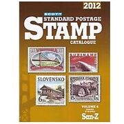 2012 Scott Stamp Catalog