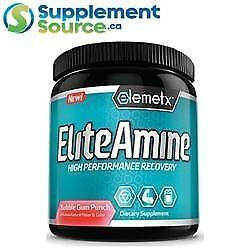 Elemetx ELITE AMINE (Intra-Workout), 175g - Bubblegum