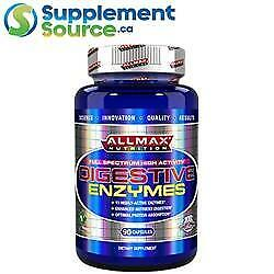 Allmax DIGESTIVE ENZYMES, 90 VCaps