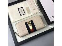 Gucci purse white