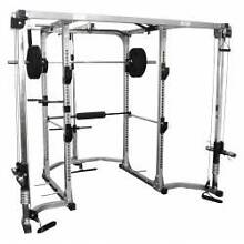 POWER CAGE WITH LAT ROW & CABLE CROSSOVER Biggera Waters Gold Coast City Preview