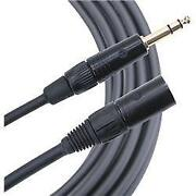 1/4 TRS Cable