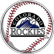 Colorado Rockies Pennant