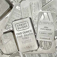 1 oz Silver Rounds & Bars .9999