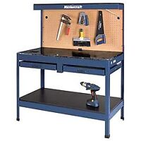 Mastercraft Work Bench Storage NEED GONE