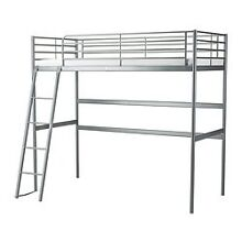 IKEA Bunk bed with desk underneath (shelf) Bondi Eastern Suburbs Preview