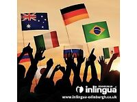 4-week Express Course in Spanish, French, German, Greek or Portuguese