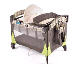 Parc graco glenforest pack n'play