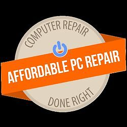 HONEST FAST AFFORDABLE PC REPAIRS