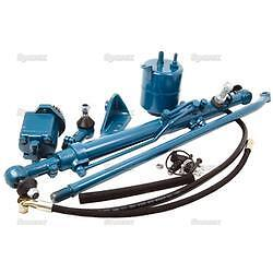 POWER ASSISTED STEERING KIT to fit FORD 4000, 4600 (less cab)
