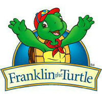 FRANKLIN THE TURTLE 130+ EPISODES + MOVIES 1997-2004 DVD SET