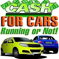 Paying up to $1000 for your unwanted vehicles running or not