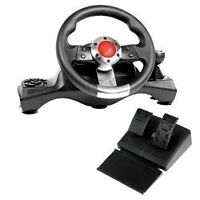 Intec PS3 Racing Wheel with pedals