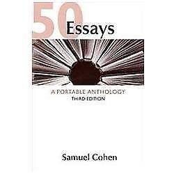50 Essays Samuel Cohen | eBay