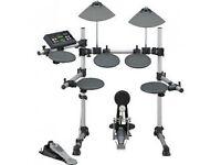 Yamaha DTX400K Older Model Electric Drums