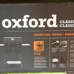 Tera gear oxford classic charcoal grill and smoker new in box