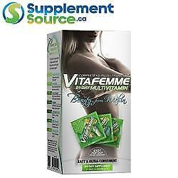 Femme Fit VITAFEMME MULTIPACK (105 pills - 5 per pack), 21 Day Supply