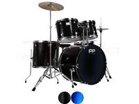 Open to offers - Performance Percussion Drum Kit - Quick Sell