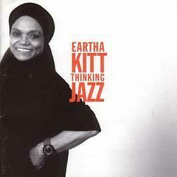 Eartha Kitt-Thinking Jazz cd-Excellent condition + bonus cd