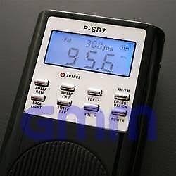 Psb-7 Spirit Box Radio