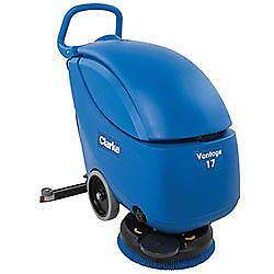 "Just in!  Clarke Vantage 17"" Automatic Scrubber/Drier"
