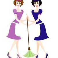 SisterSister Cleaning services is here to Clean your Mess!