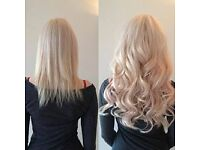 Hair extensions from £170