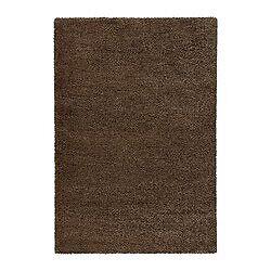 Medium size brown IKEA rug