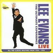 Lee Evans CD