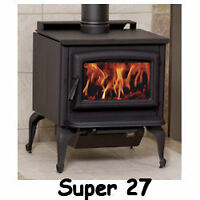 Wood Stove (Pacific Energy)