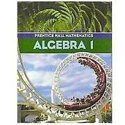 Prentice Hall Algebra 1