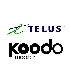 CHEAPEST TELUS AND KOODO UNLIMITED PLANS