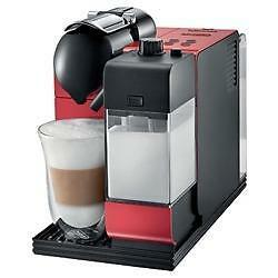 Lattissima Plus Espresso/Cappuccino Machine EN520RCA (Red)