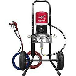 14-1 Air Assisted Lacquer Sprayer CA TECH Bobcat