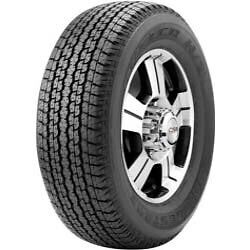 Set of 4 Bridgestone dueler H/T tires *no rims*