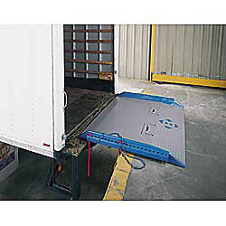 extensions for forklit Scale for warehouse Loading dock plates