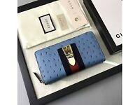 Gucci purse blue