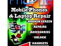 Mobile & Laptop Repairs
