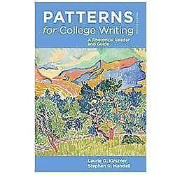 Search results for: 'patterns for college writing 13th edition'